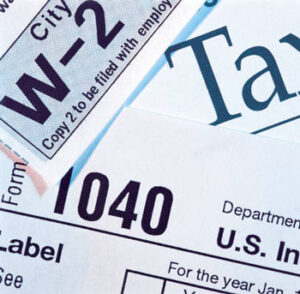 Individual Tax Record-Keeping