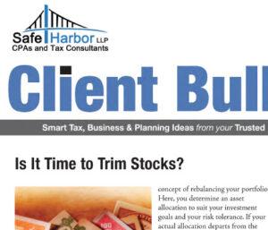 April Tax Tips - San Francisco, California