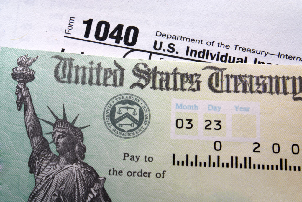A small CPA firm may deal with your taxes better